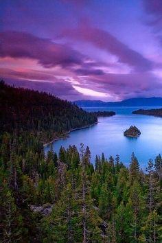 Lake tahoe....