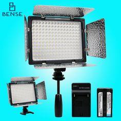 (58.99$)  Know more  - Yongnuo YN160 III 5500K LED Video Light+F750 battery kit for camera DV canon nikon