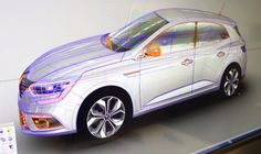 2015 | Renault Megane | Design Development | Source