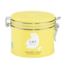 Gingembre Citron - Thé vert - Løv Organic