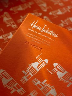 House of Industries Limited Edition Tees