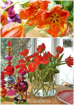 le monde de kitchi: Friday - Flowerday # 15
