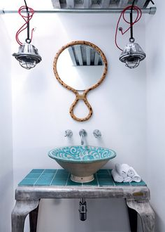 those tiles,that basin,that mirror :: At Paola's
