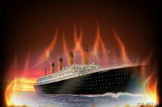 SOLARIS                           : QUEM DISSE QUE O TITANIC AFUNDOU?  Humor