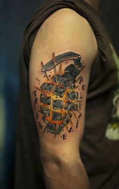 Related Posts:Vape TattoosHorse Tattoos: What do They Mean?Which Sports Stars Have the Best Tattoos?Tattoos as Casino AdvertisementsMost Common Reasons Why. Army Tattoos, King Tattoos, Body Art Tattoos, New Tattoos, Sleeve Tattoos, Cool Tattoos, Tatoos, Small Tattoos, Tattoo Sketches