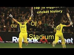 Top 10 best Cricket shots in history - top 10 helicopter shots in cricke...