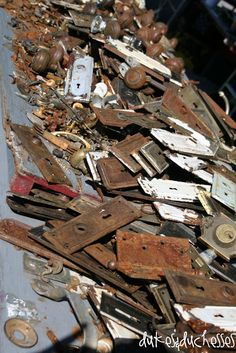 5 tips for how to go junking. #junk #junkremoval