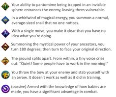 Dragon Age: Inquisition || The truth about the abilities. I can speak from experience with my rogues that the alternate explanation for Evade is accurate.