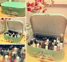 Cute idea to keep your nail polish organized