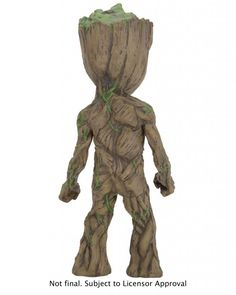 05de43ac A life-size Baby Groot toy from the upcoming Guardians of the Galaxy Vol. 2  has been revealed, you can own your own Baby Groot soon!