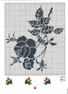 Kira scheme crochet: Scheme crochet no. 1161