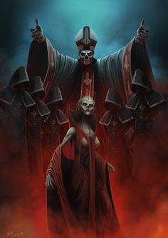 Putrefaction, a scent that cursed be, under cold dark dust. From the darkness, rise a succubus, from the earthen rust