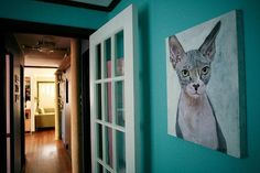 Crystal & Gavin's House for Modernist Cats (& Dogs!)
