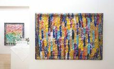 "Simon Raab ""Battalion"" 2008 www.parleau.com #simonraab #parleau #art #artwork Paper Art, Sculpture, Wall, Prints, Artwork, Painting, Work Of Art, Painting Art, Sculpting"