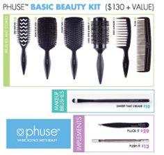 Phuse Beauty Basic Beauty Kit