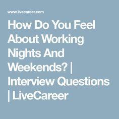 Perfect What Are Your Weaknesses? 1| Interview Questions | LiveCareer | New Job  Info | Pinterest | Job Info