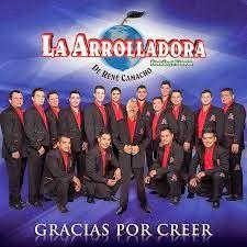 Descarga Aqui Tu Musica Favorita: La Arrolladora Banda El Limon Album Gracias Por Creer (2013)
