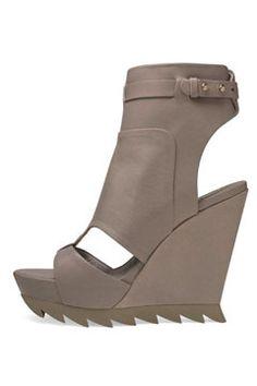 Camilla Skovgaard spring 2013 shoes