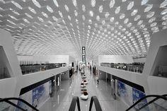 studio fuksas expands shenzhen bao'an international airport