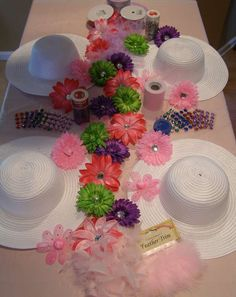 Tutu Sweet Tea Party | CatchMyParty.com
