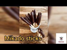 Mikado Choco sticks | Heart shaped Mikado | Pockey Choco sticks - YouTube Sticks, Heart Shapes, Kitchen, Youtube, Diy, Cooking, Bricolage, Kitchens, Do It Yourself