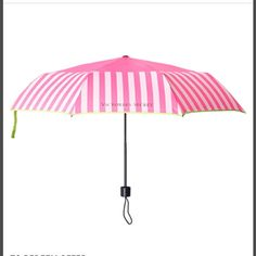 VS UMBRELLA NEW! FINAL REDUCTION! New umbrella! Pink green and white! Victoria's Secret Other