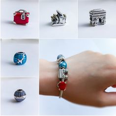 SOUFEEL Charms Bracelets, Each grain of beads, each with a different meaning, listen to the voices of customers, strung Love Story.