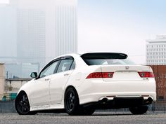 Acura STX