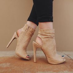 Current obsession: these booties.
