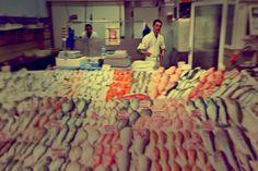 Jeffries Fishmongers, Brixton London