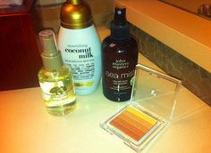 Must-haves for beachy look http://toneitup.com/blog.php?Our-beauty-MUST-haves-5070