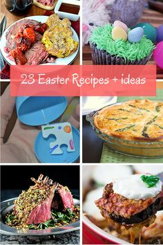 23 Easter Recipes and Ideas from Iowa Food Bloggers! | Des Moines Moms Blog