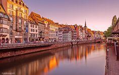 Strasbourg France by dragrund on 500px