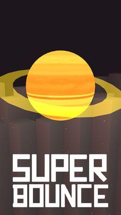 Saturn   Super Bounce #gamedev #unity #games