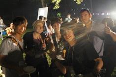 International BBQ Party 8/3
