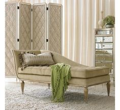 R and R Chaise   Caracole   Grayson Luxury