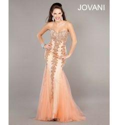 $550.00 Jovani Prom Dress at http://viktoriasdresses.com/ Through John's Tailors