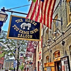 3. The Horse You Came In On Saloon, Baltimore