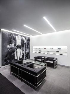 Centro de diseño avanzado Mercedes-Benz de China,Cortesía de Nathaniel Mcmahon