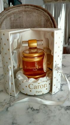 OMG RARE FRENCH PERFUME VTG caron baccarat bottle sealed CRYSTAL N'AIMEZ QUE MOI