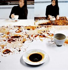Coffee Stains - Decor