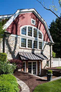 Barn Addition by Dubinett Architects