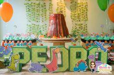 Dinossauros By Vanessa Beloti – Inspire sua Festa ®