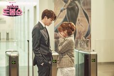 Ahn Mi Hyuk & Do Bong Soon- Strong Woman Do Bong Soon, Episodio 11