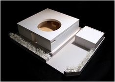 Takuro Yamamoto Architects, architectural model, maqueta, modulo