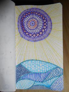 Dibujo.- Fibras