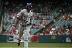 #MLB: El Quisqueyano Nomar Mazara decidido a evitar el maleficio del segundo año en Rangers