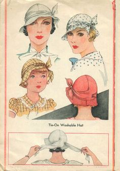M112. Love this hat pattern
