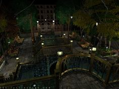 Raccoon city park, Resident evil 3