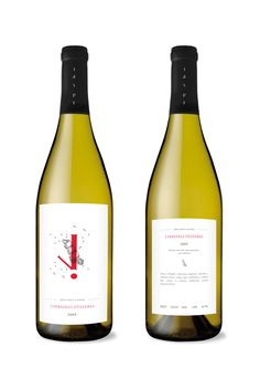 Jásdi Wine Labels by Márton Kabai, via Behance